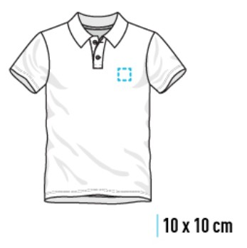 online store a9ceb fd6a1 Poloshirt Aufdruck vorne - günstig drucken ♥ Faltschachtel ...